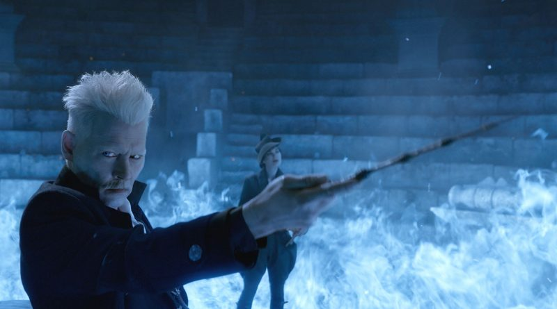 Box Office Report: 'Grindelwald' Wins the Weekend