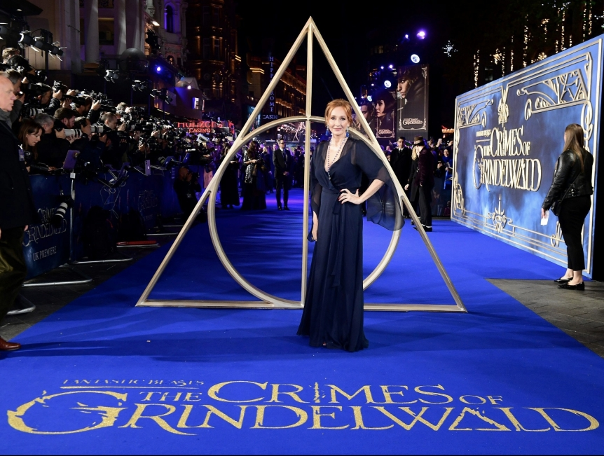 'Fantastic Beasts' Has a JK Rowling Problem