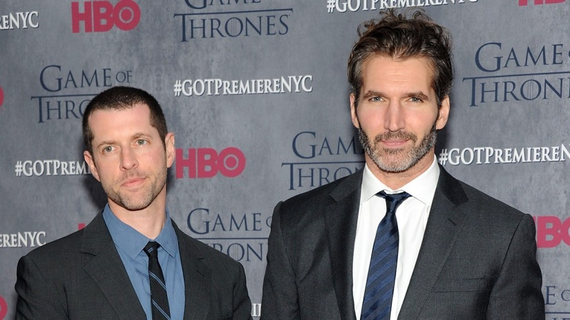 Benioff & Weiss Depart From Star Wars